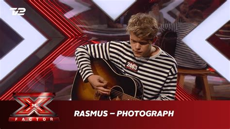 X Factor 2019 Auditions by Rasmus Synger Photograph Ed Sheeran X
