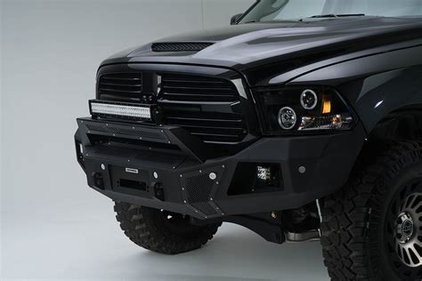 dodge ram   rhino br front bumper