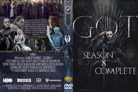 game  thrones season   custom dvd cover dvdcovercom
