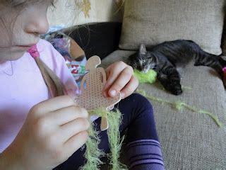 Rokdarbi bērniem   Animals, Cats