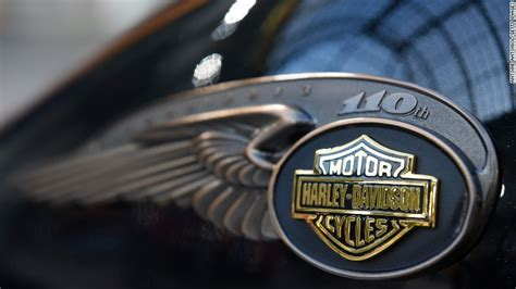 Harley Davidson Ticker Symbol by Born To Be Mild Harley Davidson To Cut