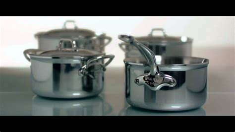 mauviel mheritage mcook cookware copper koper pannen youtube