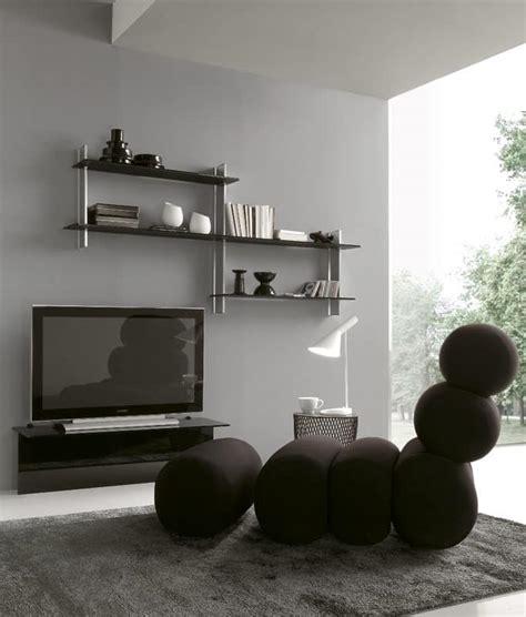 Mensole Strane by Dl Dresda Mensola Design Per Salotti Moderni With Mensola