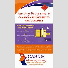 How Many Schools Are With Casn?  Canadian Association Of Schools Of Nursing Association