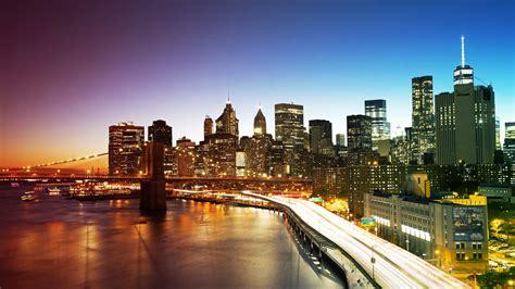 york city manhattan bridge wallpapers hd wallpapers id