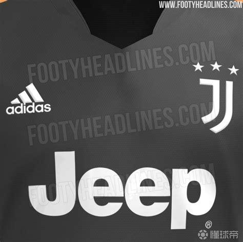 尤文2021-22赛季客场球衣曝光:碳黑色极简设计+橙色渐变条纹|尤文图斯|懂球帝