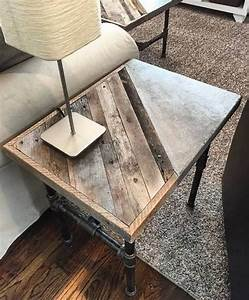 25 best ideas about concrete coffee table on pinterest With concrete coffee table and end tables