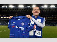 Chelsea Signs Croatian Midfielder Mateo Kovacic On Loan