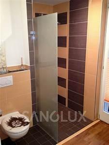 Trennwand Mit Glas : badewannen mit t r duschen in der badewanne sanolux gmbh ~ Sanjose-hotels-ca.com Haus und Dekorationen