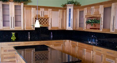 Granite countertop picture   ImprovementCenter.com