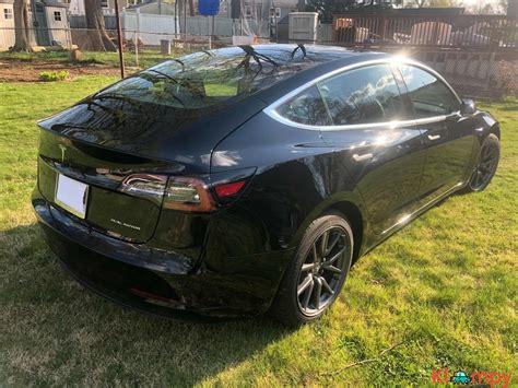 Get Tesla 3 Short Range Battery Background