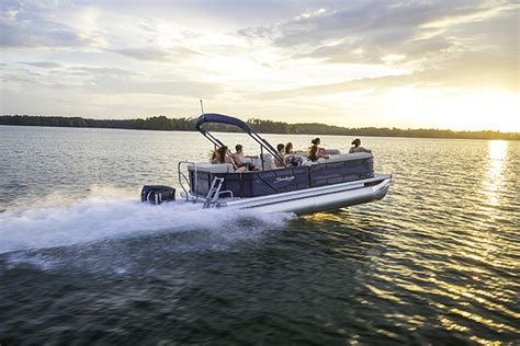 Sw Boat by Sw 2286 C Sweetwater Godfrey Pontoon Boats
