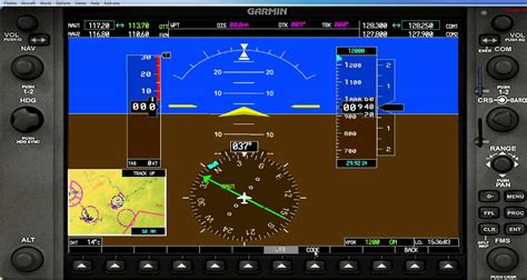 G1000 PFD SoftKey Tutorial for (FSX) Microsoft Flight ...