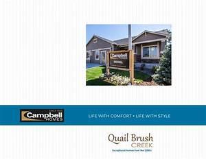 Campbell, Homes, At, Quail, Brush, Creek, By, Campbell, Homes
