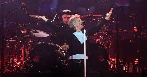 Jon Bon Jovi This House Not For Sale Tour Set