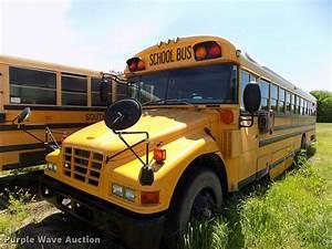 2005 Blue Bird Vision School Bus