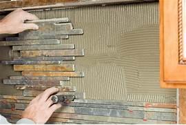 How To Create A Tile Backsplash DIY True Value Projects Ideas How To Install A Backsplash In Your Kitchen With Porcelain Tile Benefits Of Having The Ceramic Tile Backsplash Installing Kitchen Tile Backsplash HGTV
