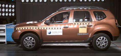 Gambar Mobil Renault Duster by Renault Duster Scores 0 In Global Ncap Crash Tests