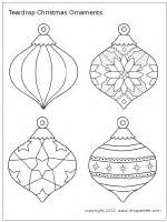 tree ornaments printable templates coloring pages firstpalette