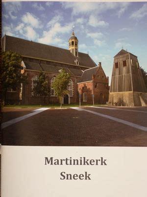 Friesch Scheepvaartmuseum Sneek by Boekje De Martinikerk Webshop Protestantse Gemeente Sneek