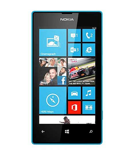 nokia lumia 520 8 gb cyan available at snapdeal for rs 10499
