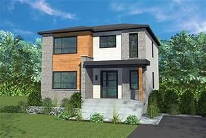 modele facade maison maison moderne With modele facade maison moderne