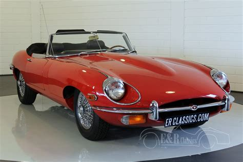 Jaguar E-type Series Ii For Sale At E & R Classic Cars