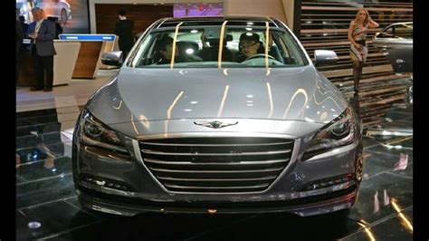 2017 Hyundai Genesis G80 Redesign , Specs And Release Date