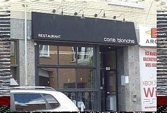 Restaurant Carte Blanche Montreal by Restaurant Carte Blanche 224 Montr 233 Al Paperblog