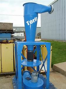 TORIT Cyclone Dust Collecto - 189810 For Sale Used