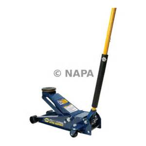 floor jack 3 5 ton nle 7916420 buy online napa auto parts
