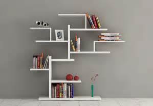 Modern Bookshelves Wall Shelves