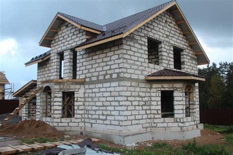 Строительство домов из пеноблоков в Самаре под ключ!