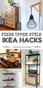 Fixer Upper Möbel : fixer upper style ikea hacks for a farmhouse appeal diy projects pinterest haus m bel und ~ Markanthonyermac.com Haus und Dekorationen