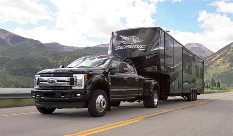 Towing Capacity F350 by 2019 Ford F350 Dually Towing Capacity Car Design Today
