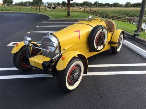1929 Vw Bugatti Replica