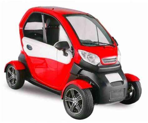 elektro kabinenroller 80 km h elektro auto quot e king quot e leichtkraftfahrzeug scooter