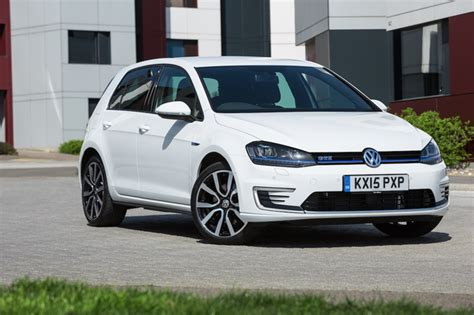 The Volkswagen Golf Gte Hybrid Promises Famous Gti Fun But