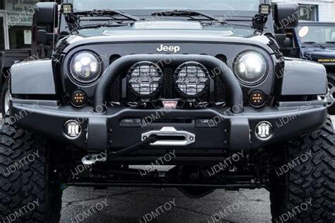 jeep fog lights jeep wrangler jk dodge chrysler 30w high power cree 4 inch