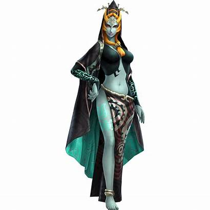 Midna Zelda Avatar Twili Princess Twilight Legend