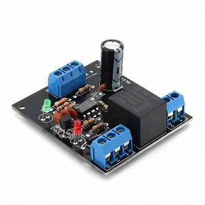 5pcs 12v Dc Water Level Switch Sensor Controller Water