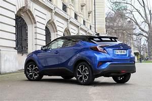 Toyota Chr Noir : essai toyota c hr 1 2 t 116 hors hybride point de salut ~ Medecine-chirurgie-esthetiques.com Avis de Voitures