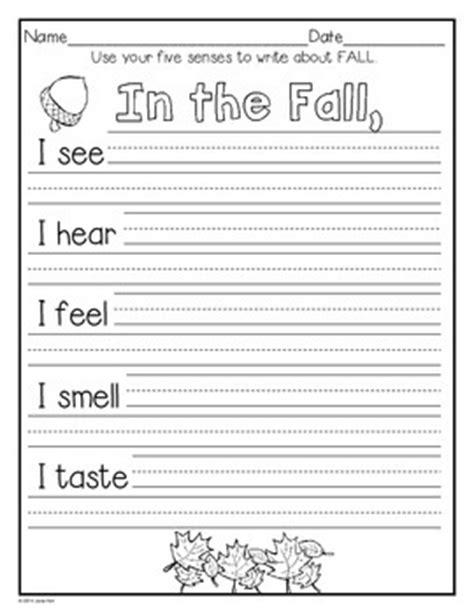 writing activities   september october