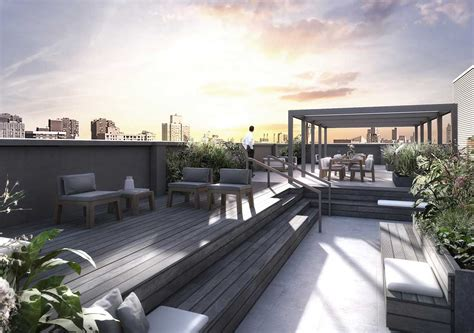Roof Terrace : Nyc Penthouses For Sale In Nomad District