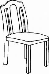 Chair Furniture Coloring Pages sketch template