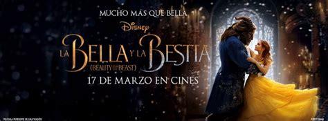CeC La Bella y La Bestia: el doblaje en español contará