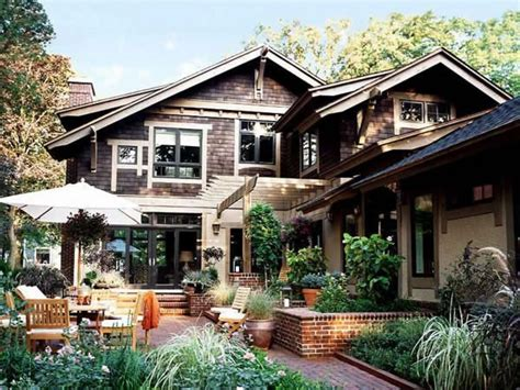 Homes With Small Courtyards by Small Homes With Courtyards Craftsman Homes With Courtyard
