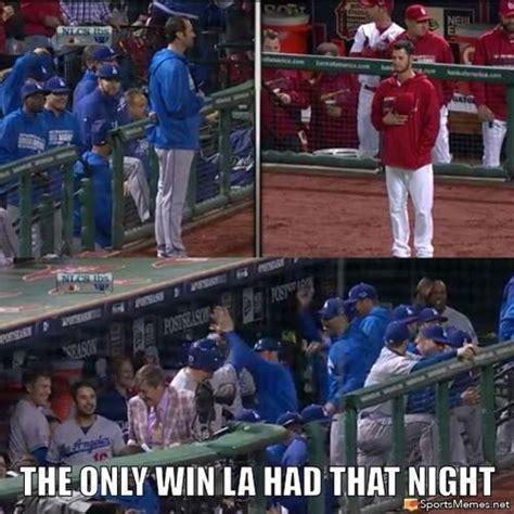 La Dodgers Memes - dodgers karma meme