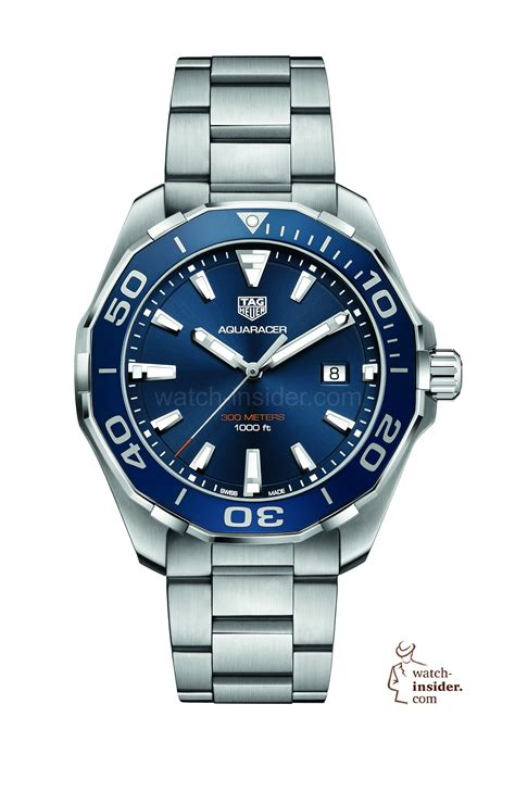 Four New Tag Heuer Watches