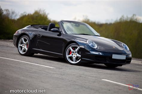 porsche 911 convertible black porsche 911 997 carrera s cabriolet basalt black side